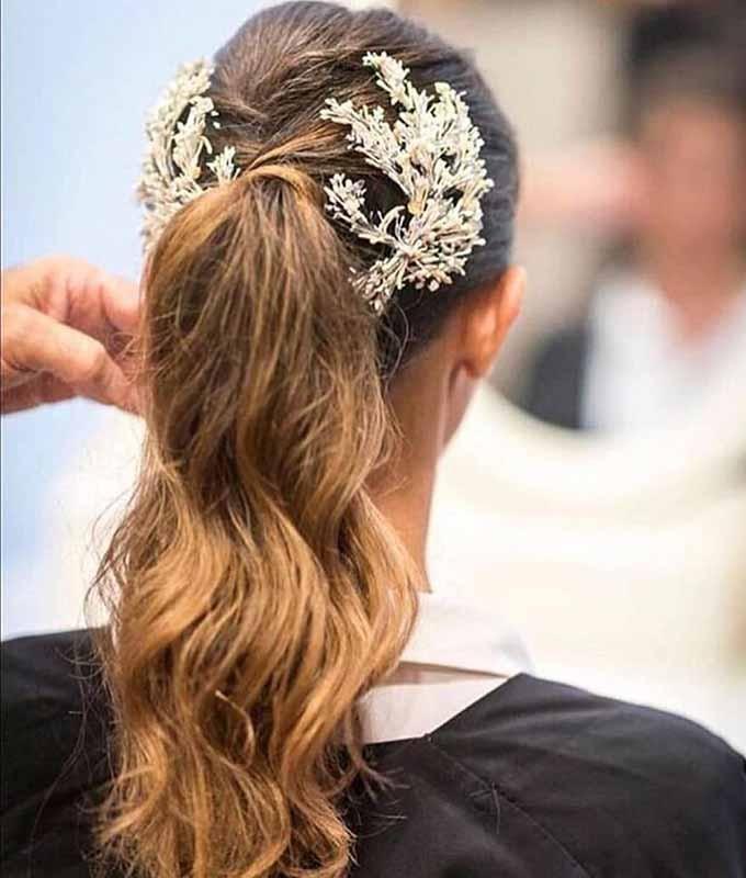 ¿Vuelves a pensar en tu boda? Estas son las 10 coletas con las que querrás casarte