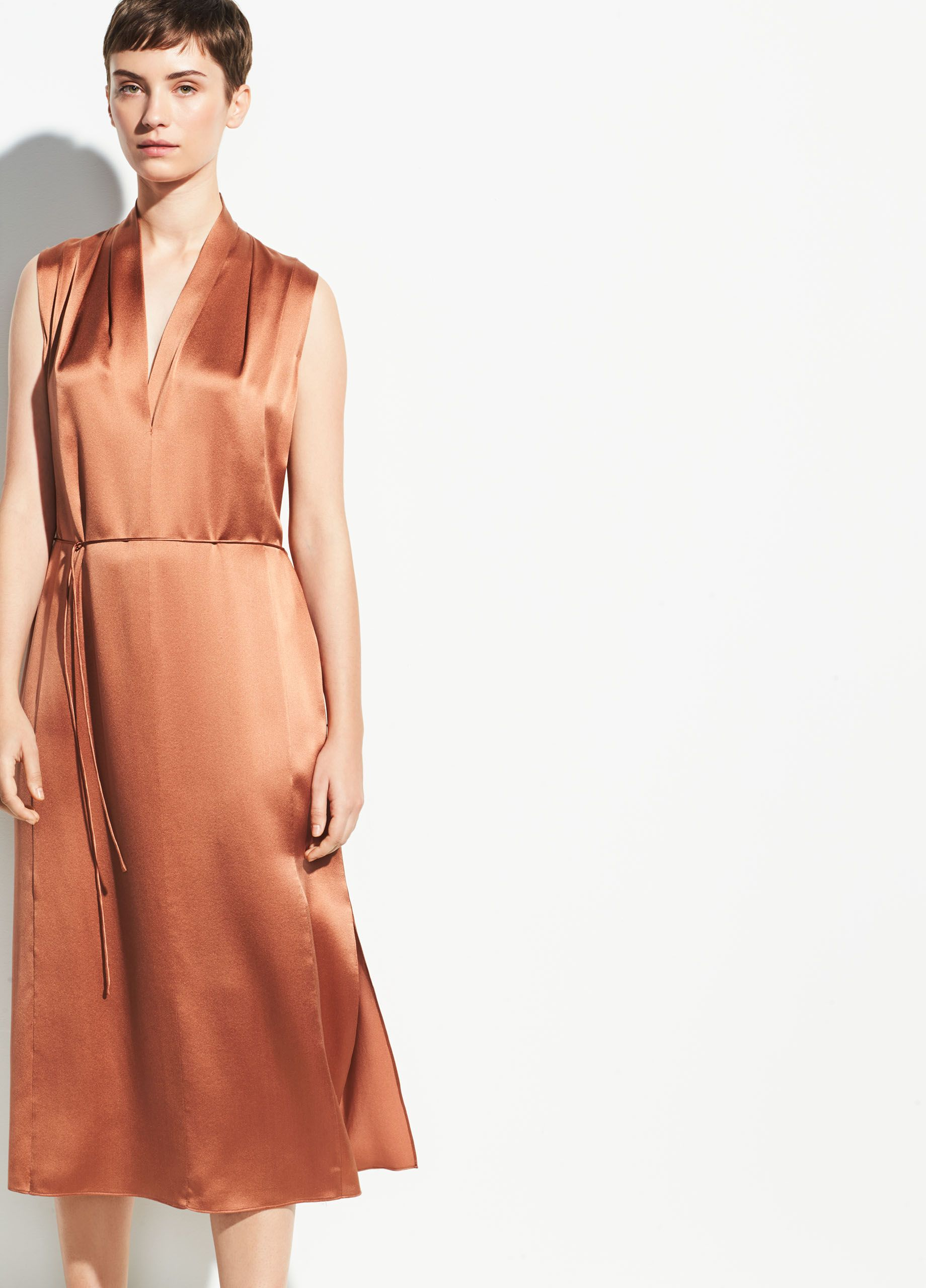 Sites Vince Site Vince Womens Dresses Jumpsuit Dress Elegant Dress [ 2560 x 1840 Pixel ]