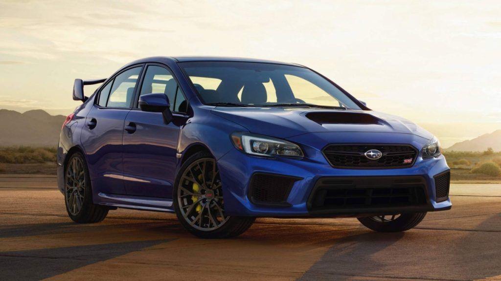 New 2019 Subaru Wrx Rumors Release Car 2019
