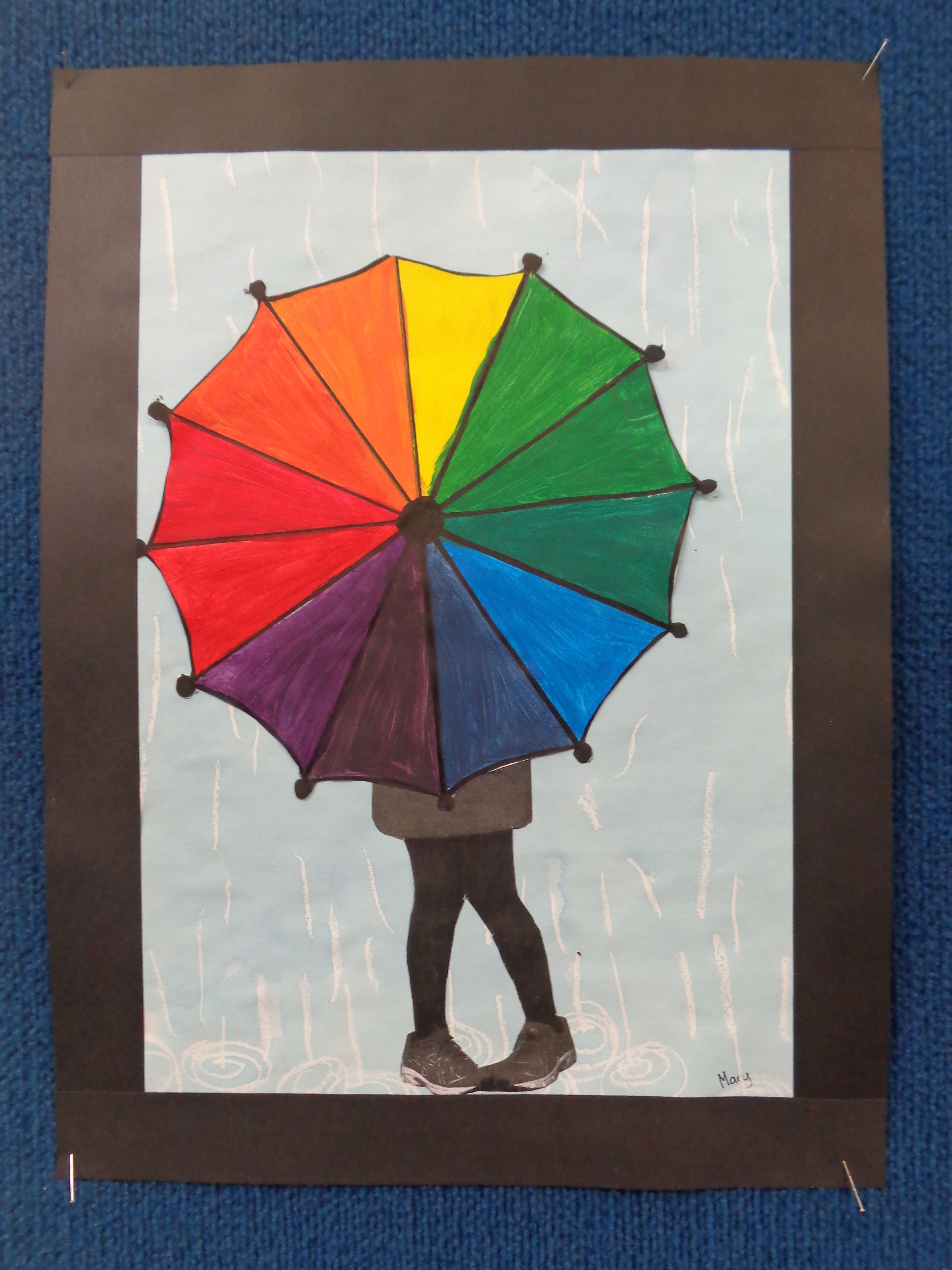 The Joy Of Winter Exploring The Colour Wheel Year 4 Color Wheel Art Color Wheel Art Projects Elements Of Art Color