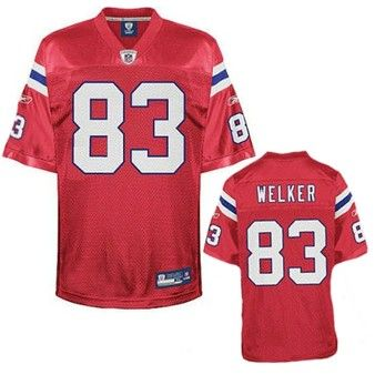 Official New England Patriots ProShop - Wes Welker Authentic Throwback  Jersey 16747f8481d6d