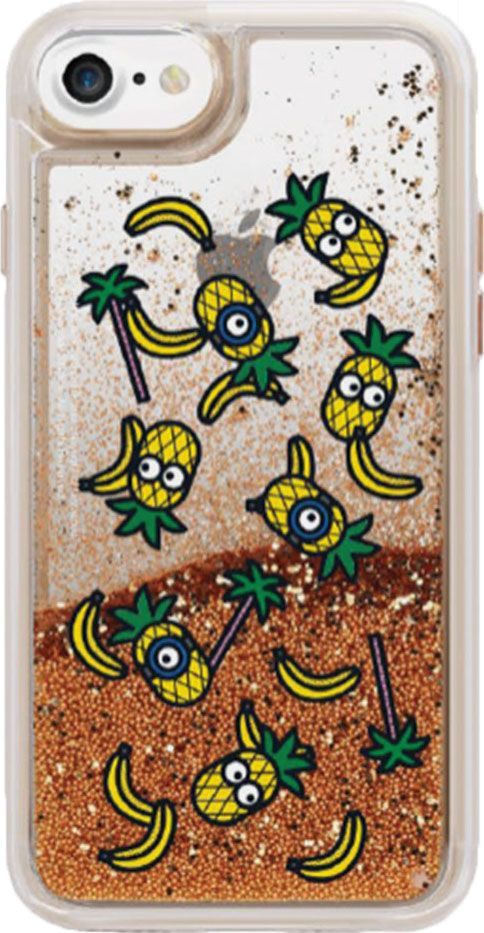 3717b5a864 Minions Glitter Case | Shop them here ☝ ☝ ☝ BEAUTIFUL BUT TOUGH ✨ - Funny,  Party, Despicable Me, Gru, Banana, Bello, Movie