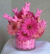 Easter centerpieces easter