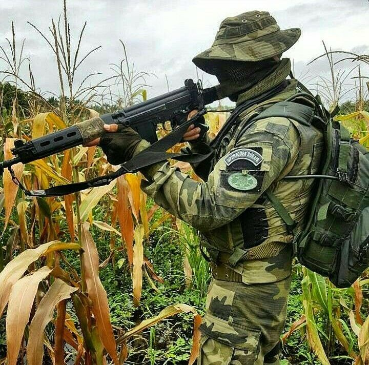 Fuzileiros Navais Marinha Do Brasil Operacoes Especiais