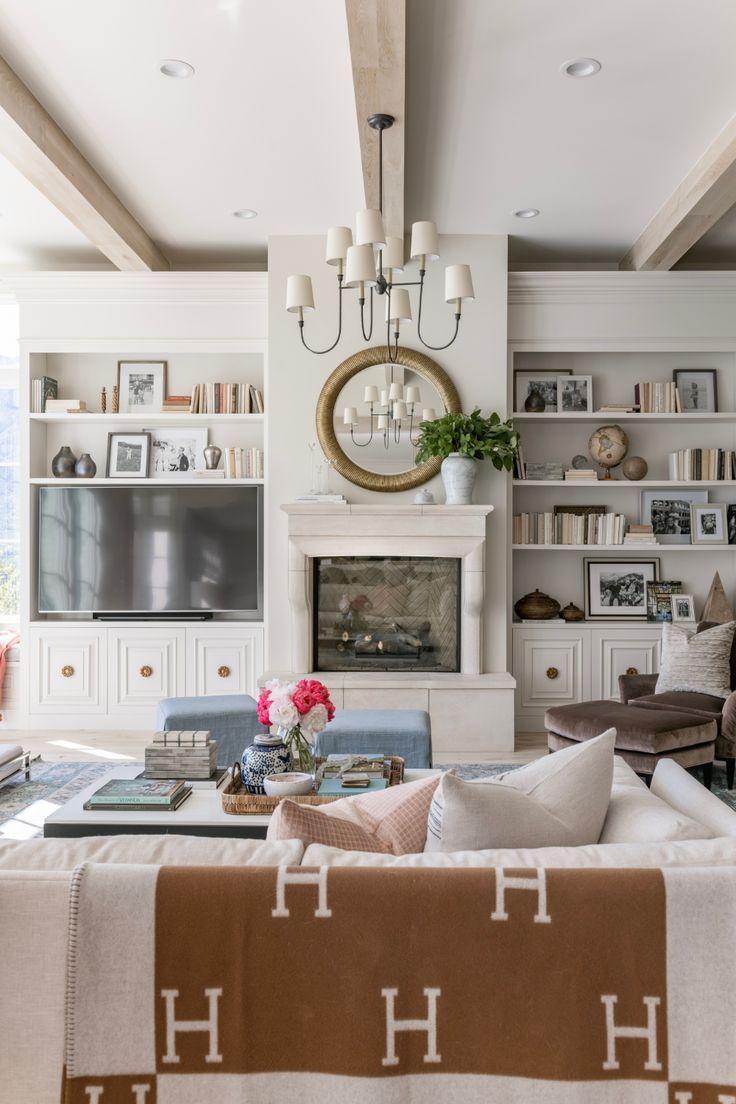 Family Room Reveal en 16  Décoration maison, Deco, Decoration