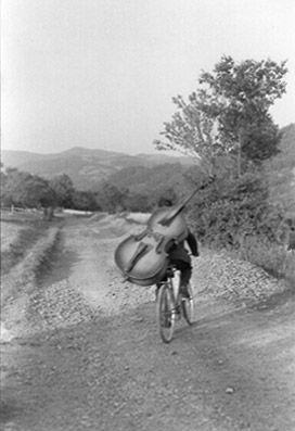 Henri Cartier Bresson - Rudnik, Serbie, Yougoslavie, 1965.