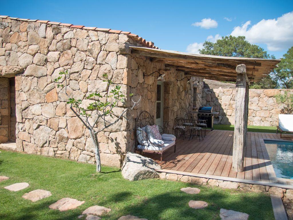 Casa Zia Lucia Bergerie Piscine Privee Chauffee A 5 Min De Santa Giluia Porto Vecchio Maison Corse Plan Maison Bois Jolie Maison