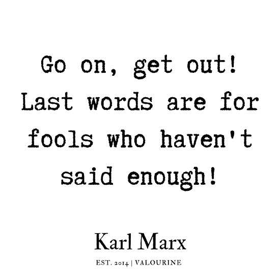 8 Karl Marx Quotes 190817 Poster By Quotesgalore Abraham Hicks Quotes Money Quotes Karl Marx
