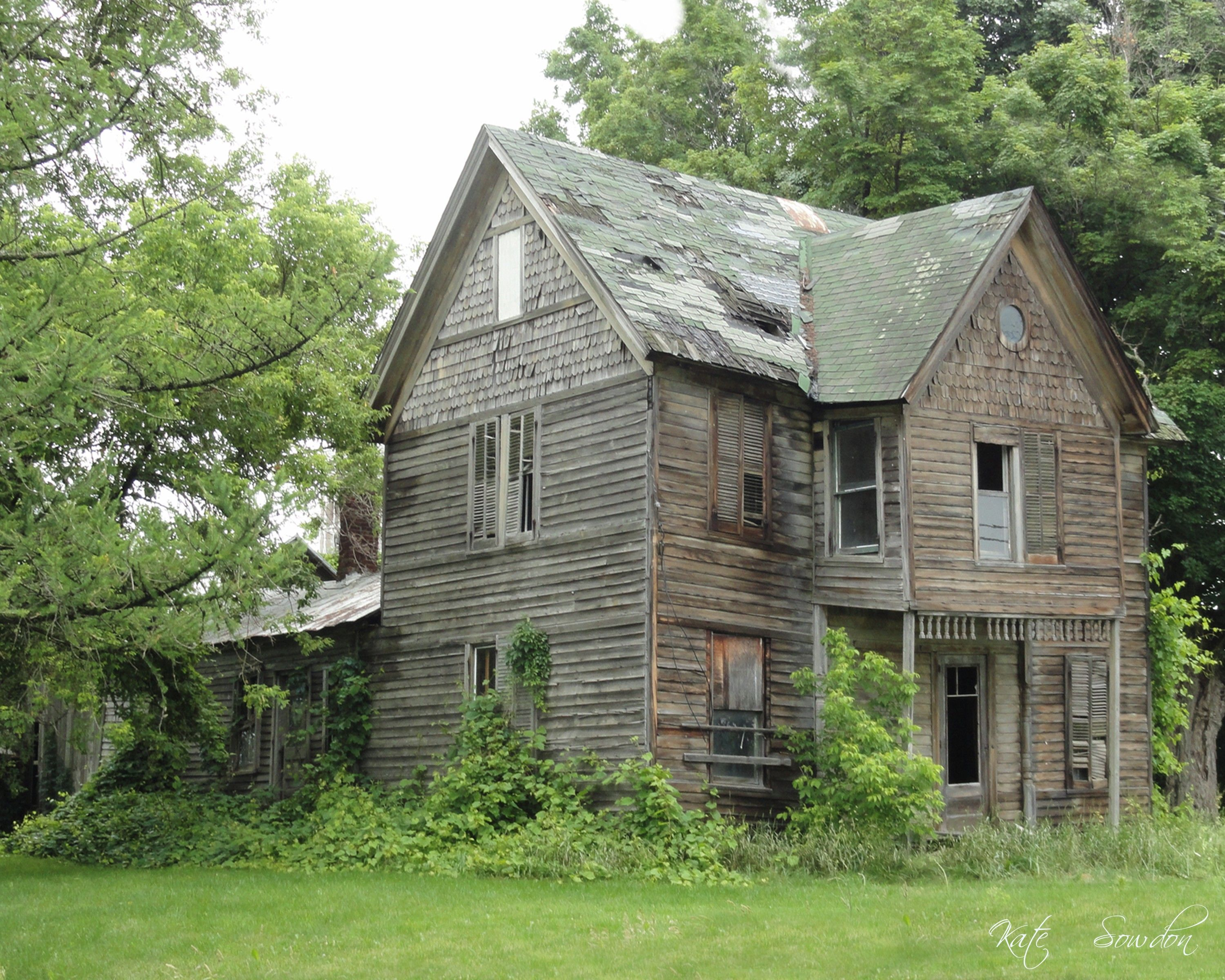 Upstate York Abandoned Houses