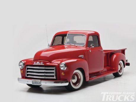 1949 Gmc Truck Front Classic Trucks Gmc Trucks Classic Pickup