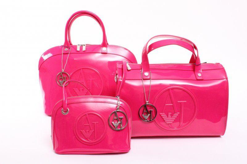 Armani lak tassen dames mode nieuwe collectie Tassen