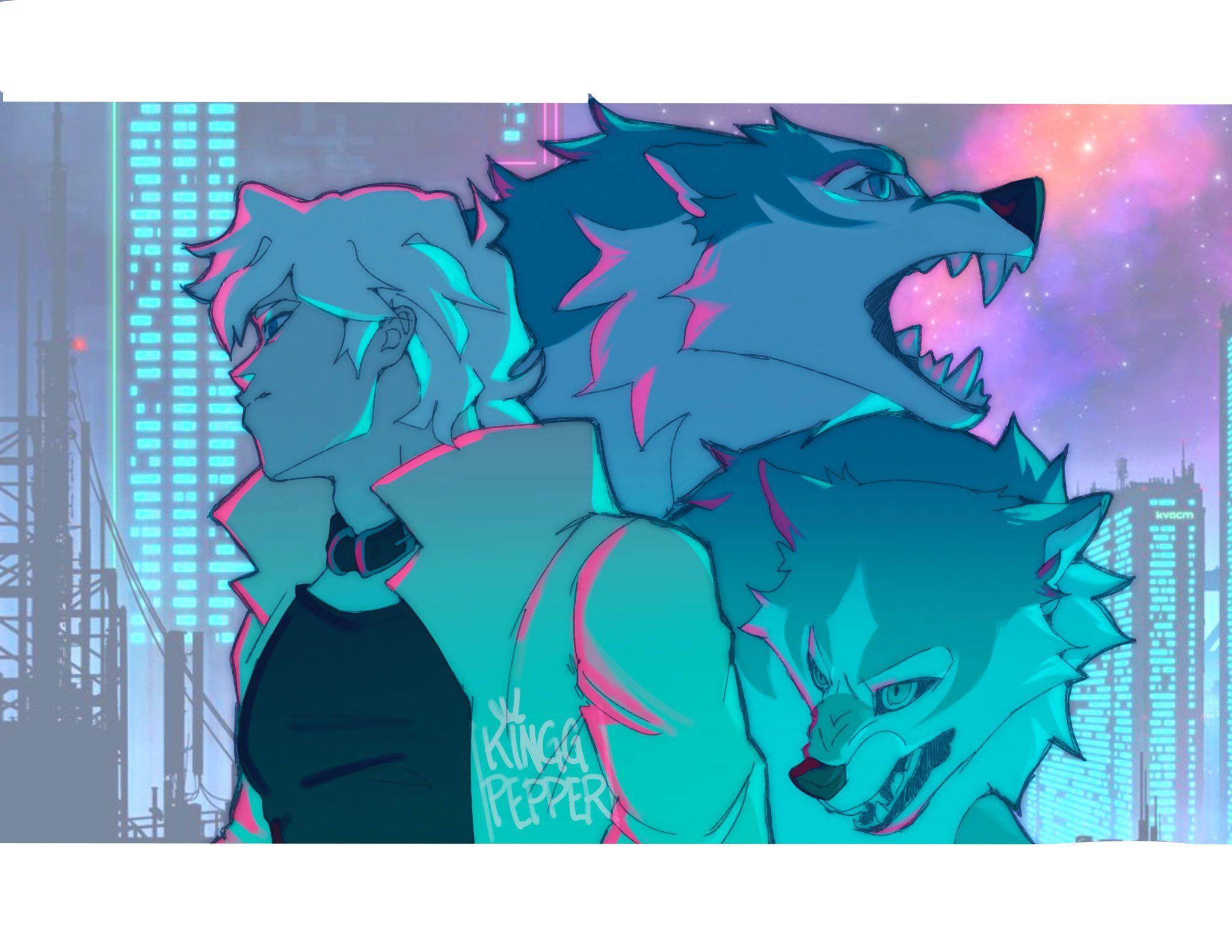 brandnewanimal bna in 2020 Anime, Anime furry, Anime art