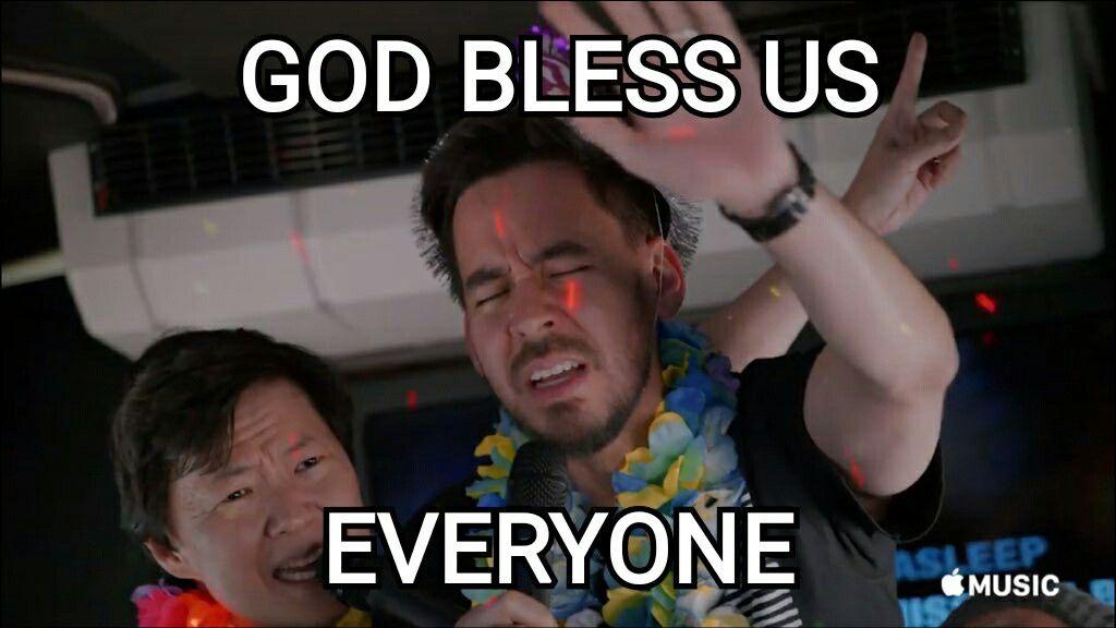 The Favorite Meme I Made For Mike Linkin Park Memes Mike Shinoda