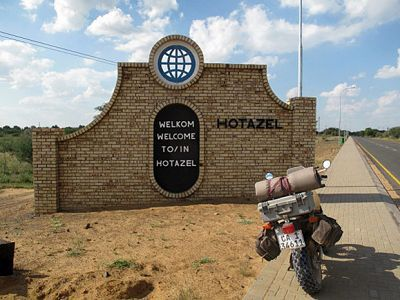 Hotazel - South Africa has many amusing and interesting place names, mostly as a result of the wonderfully emotive Afrikaans language. Here we look at some of these colourful names ...