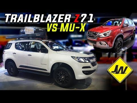 2019 Chevrolet Trailblazer Z71 4x4 Review Is It Better Than The Isuzu Mux Ls A 4x4 Philippines Youtube With Images Chevrolet Trailblazer Trailblazer Chevrolet