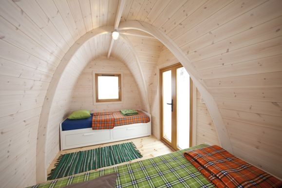 Huckberry Cabanas Prefabricadas Refugios La Vivienda