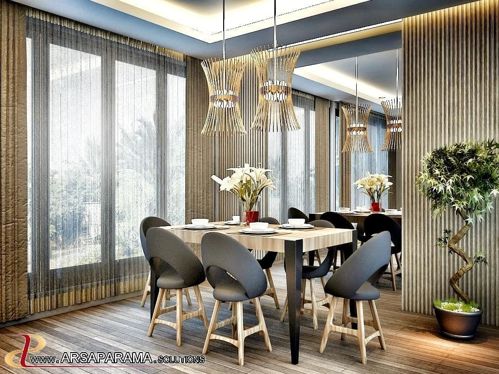 dining room design ideas 2020 #Dining #Meal #kitchen #design ...