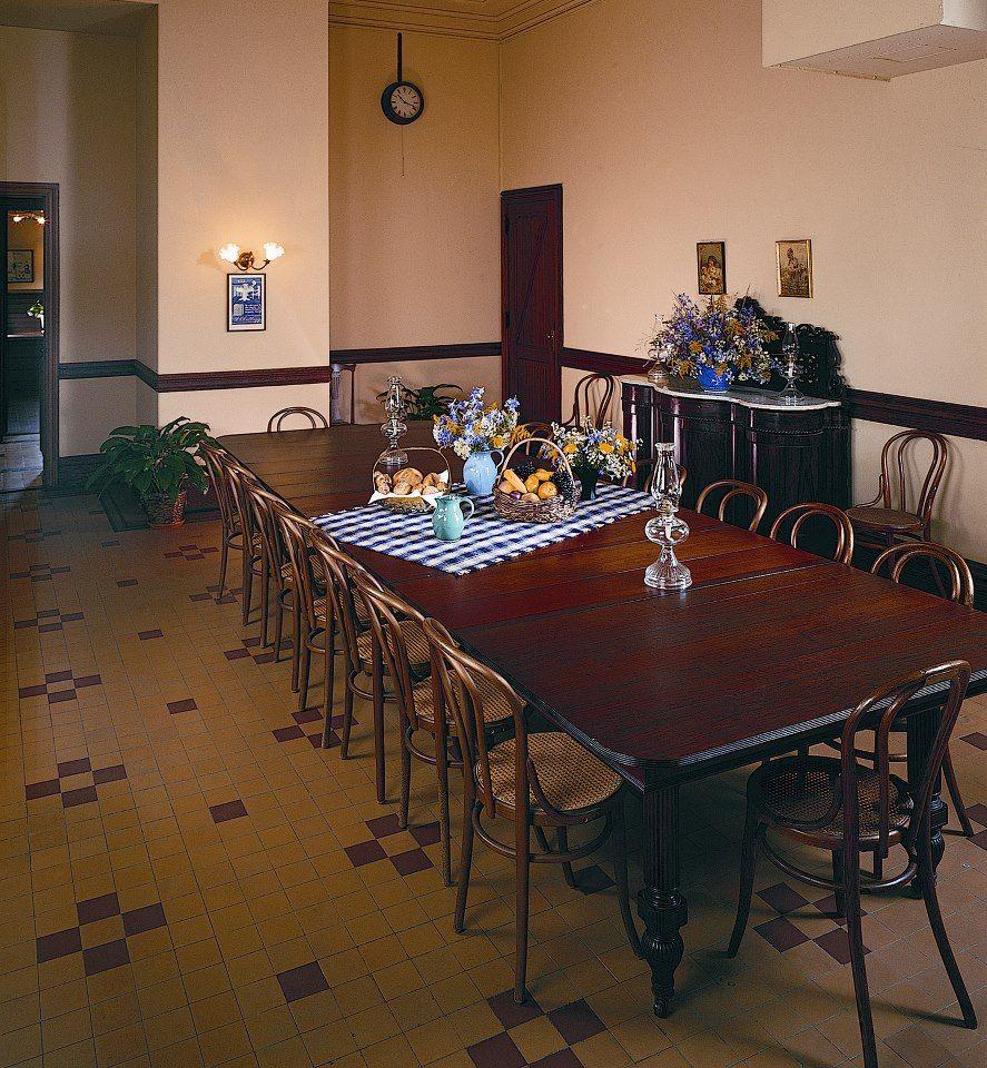 Biltmore House Basement Servant S Dining Room