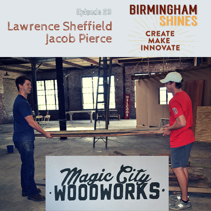 Magic City Woodworks Is A Nonprofit In Birmingham That