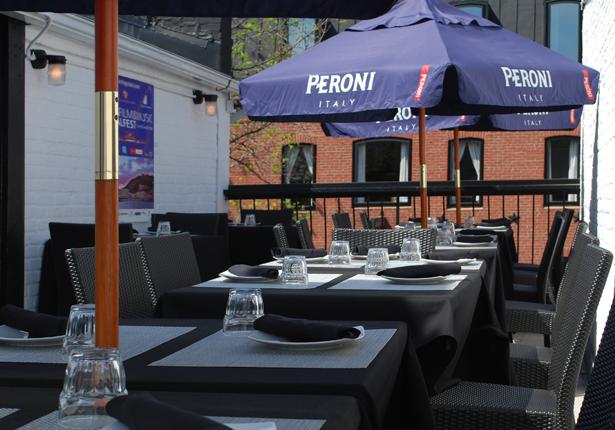 Il Canale Italian Restaurant Pizza Washington Dc Georgetown