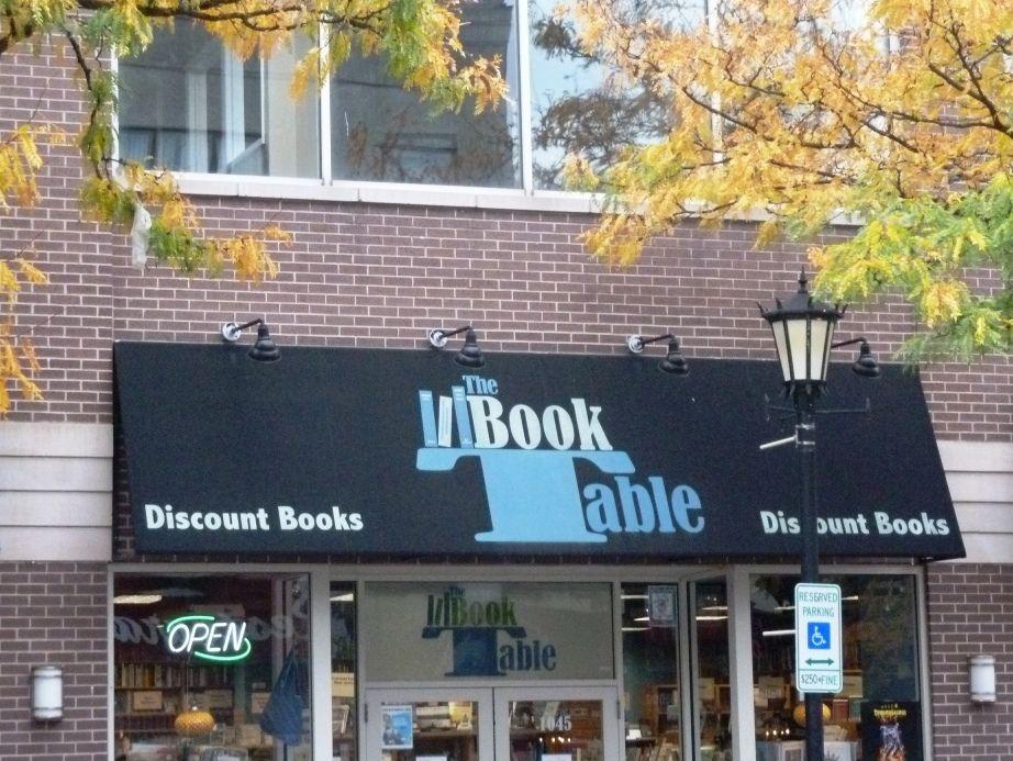 The Book Table Oak Park Chicago Bibliotecas Librerías - Book table oak park