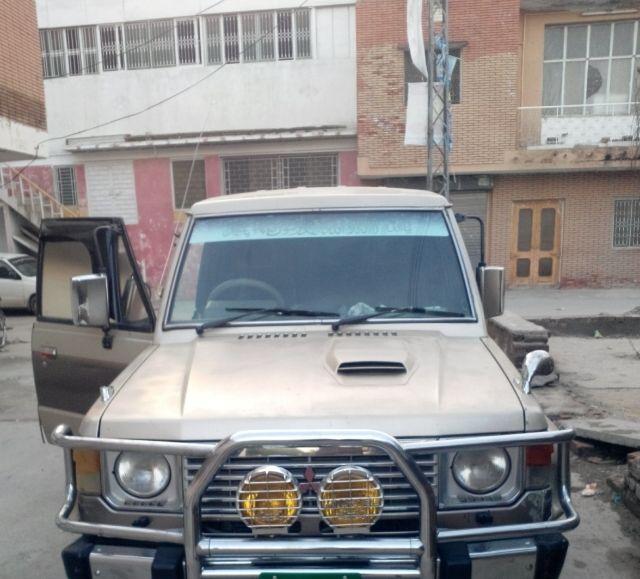 Mitsubishi Pajero For Sale In Rawalpindi Pakistan 3649