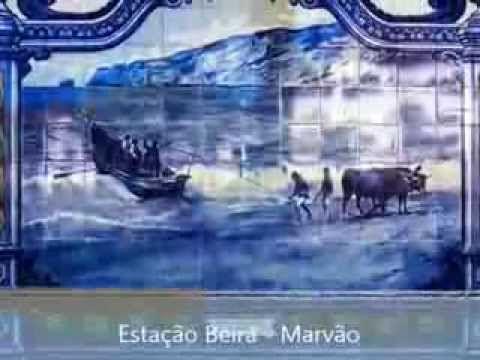A arte de azulejo em Portugal