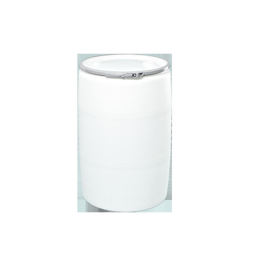 Illing Part 55 Gallon Natural Openhead Plastic Drum Un