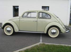 voiture coccinelle 1960