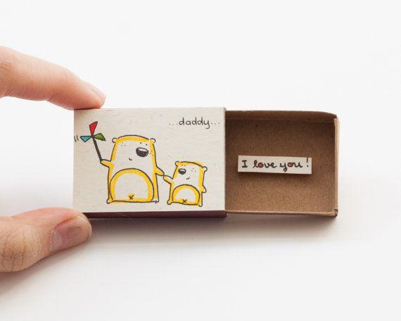 Открытка спичечный коробок, для мальчика лет