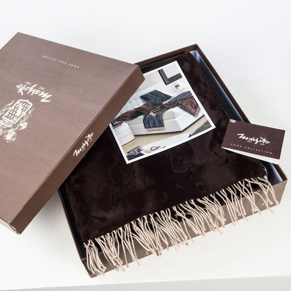 Merino Lammwolle Und Velvet Blend Uberwurf Decke Fur Sofa