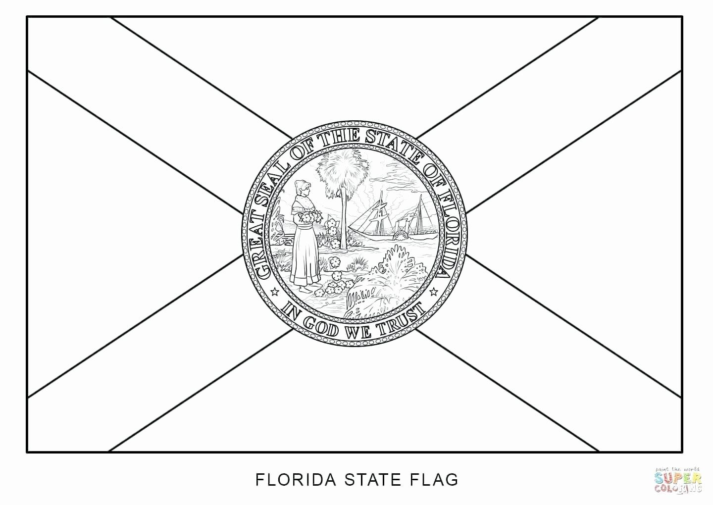 Hawaii State Flag Coloring Page Beautiful Hawaii Flag Coloring