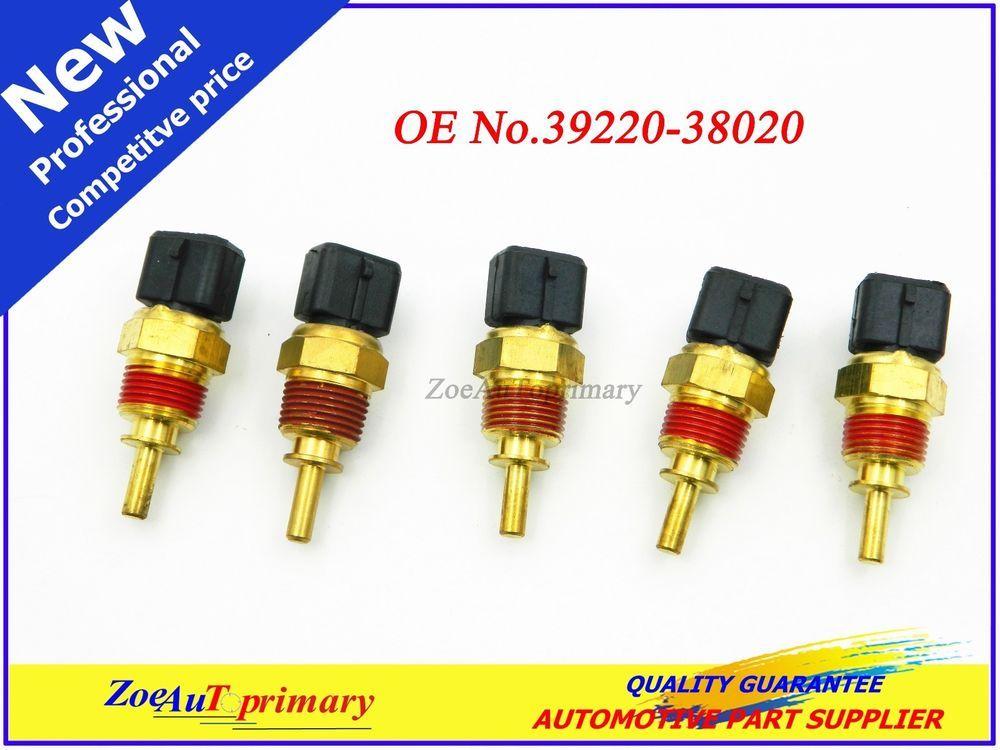 5pcs 39220-38020 SU5541 Engine Coolant Temperature Sensor FOR
