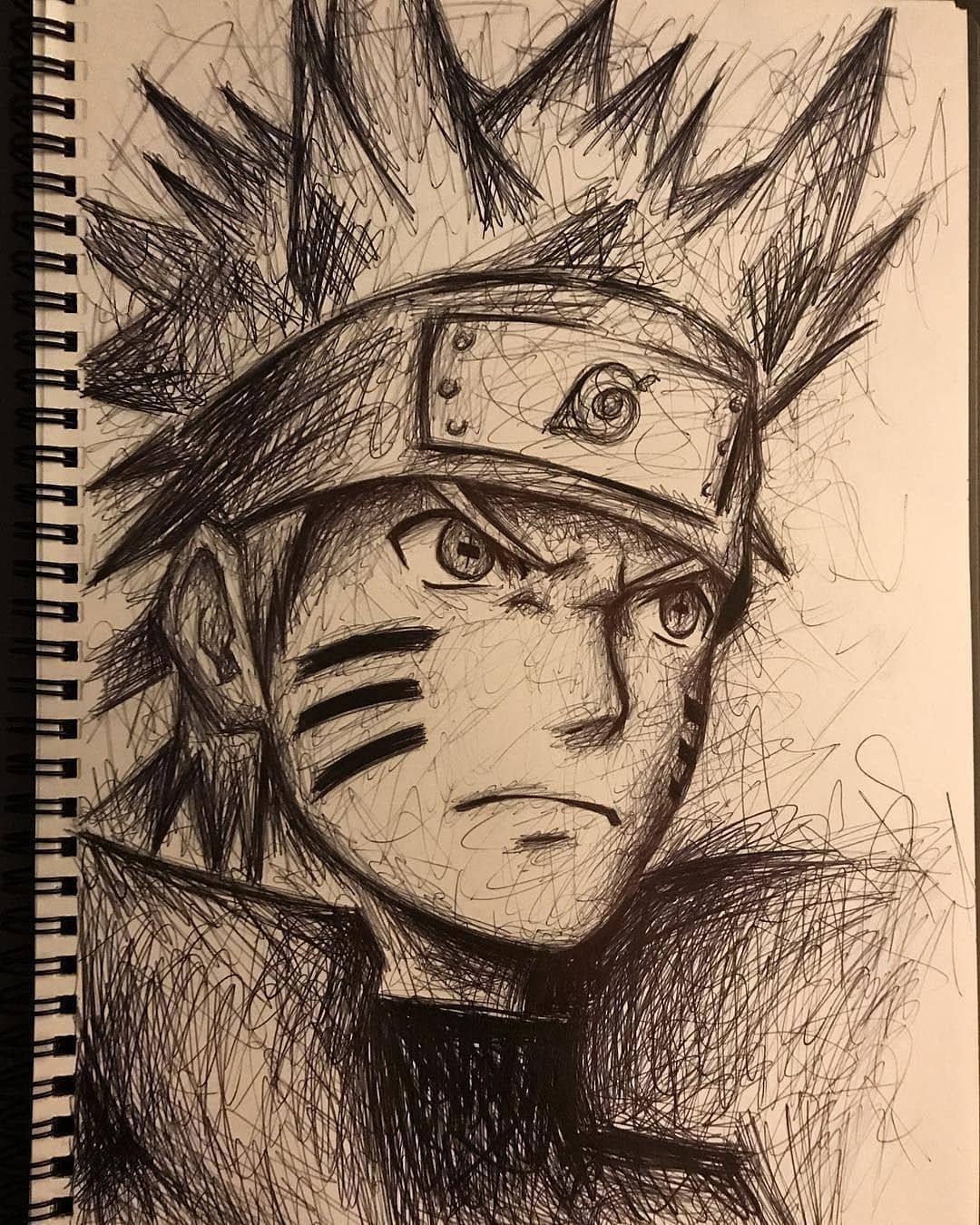 Anime Drawing Ideas Anime Art Features 31k On Instagram Naruto Sketch Anime Sketch Wallpaper Naruto Shippuden