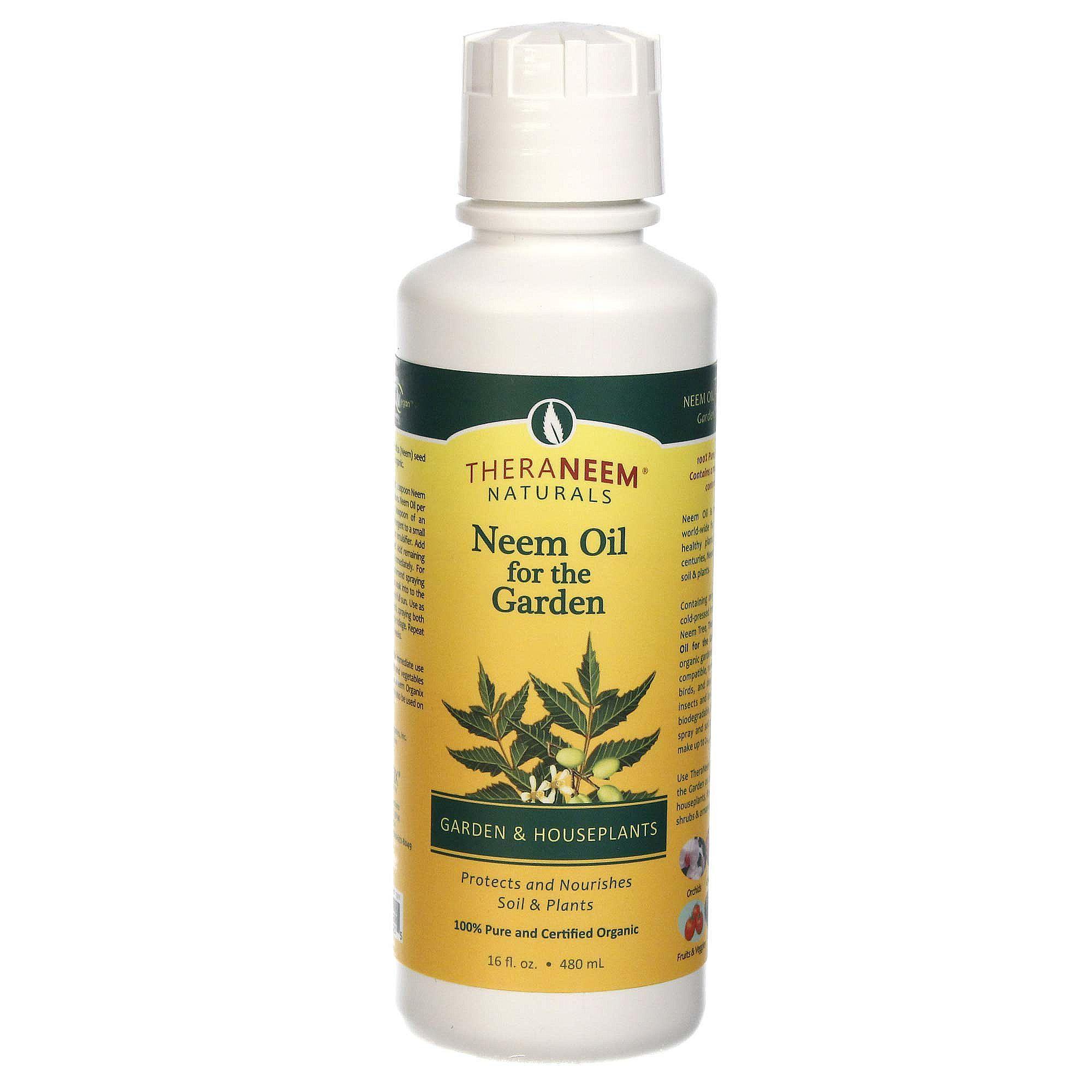 Organix South Neem Oil For The Garden - 16 Fl Oz