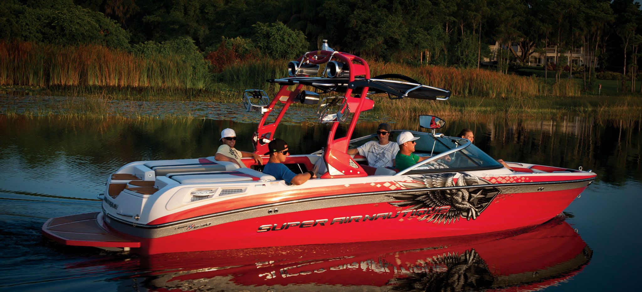 Super Air Nautique 230 2012 Wakeboard boats, Ski boats