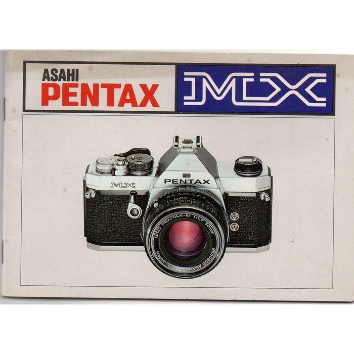 asahi pentax mx instruction manual photography rh pinterest co uk pentax mx user manual Olympus OM-1