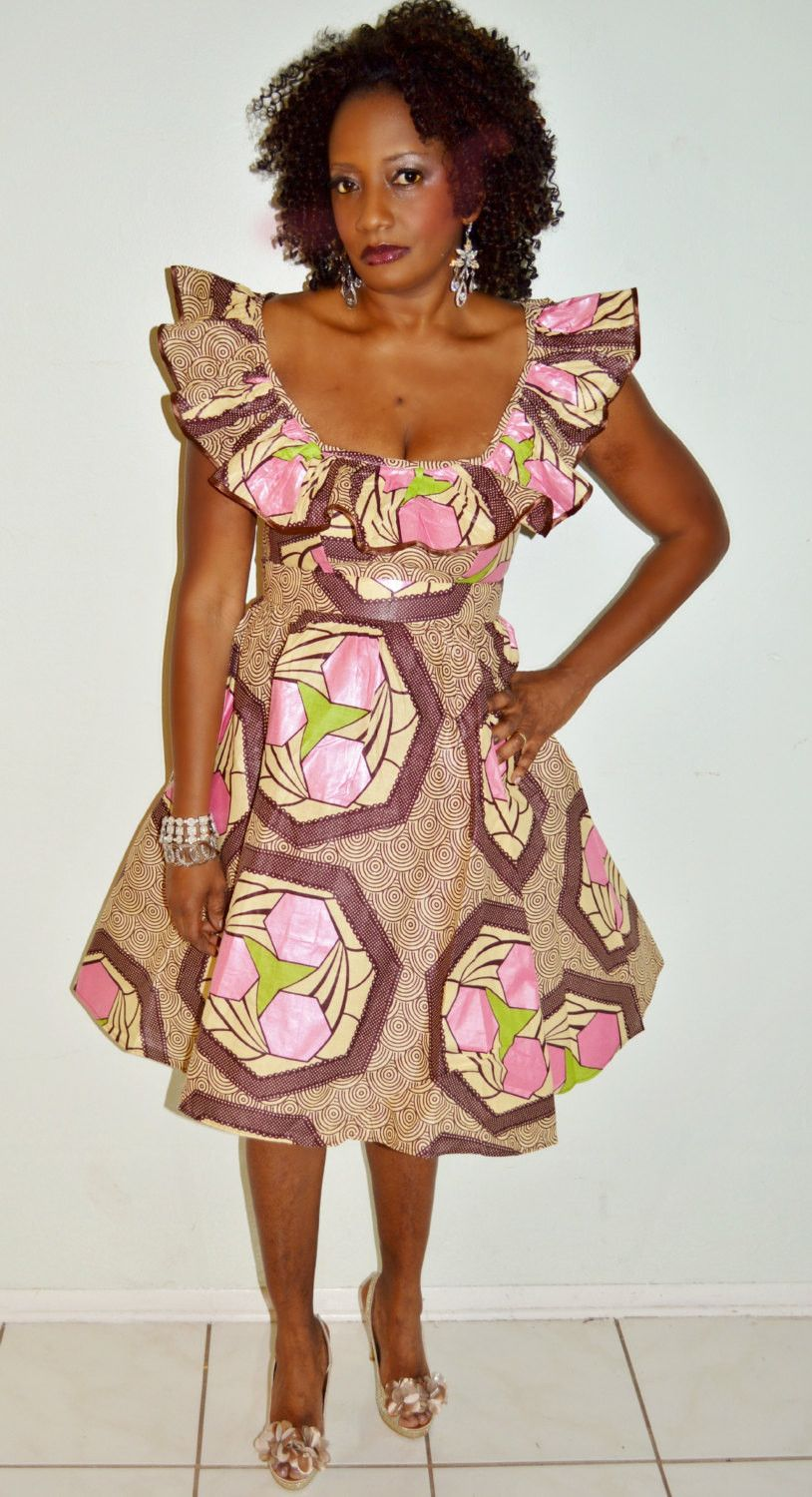 Ankara print cocktail dresss all about sexy structure in this ankara print cocktail dresss all about sexy structure in this slimming cocktail dress ombrellifo Images