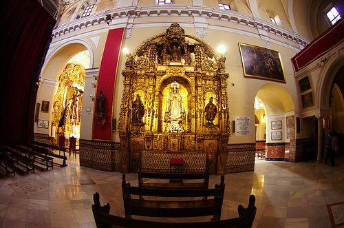 Séville 713 iglesia de San Antonio