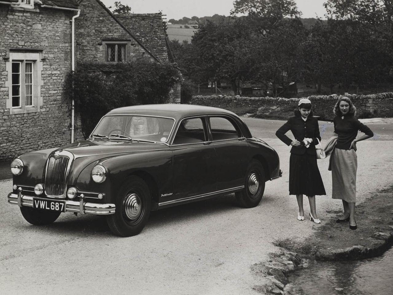 Riley Pathfinder - 1953