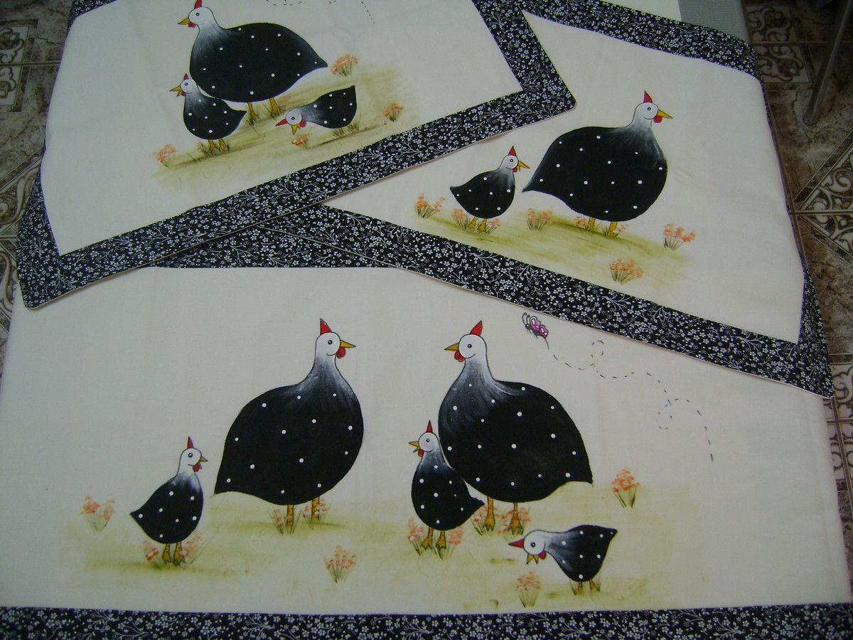 Pinturas Em Tecidos Para Jogo De Cozinha Pesquisa Google  -> Tapete De Tecido Para Cozinha
