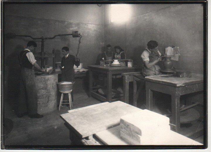 studio: silicosis basement.