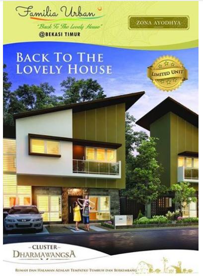 Rumah Murah Di Bekasi Timur Cluster Darmawangsa Mustika