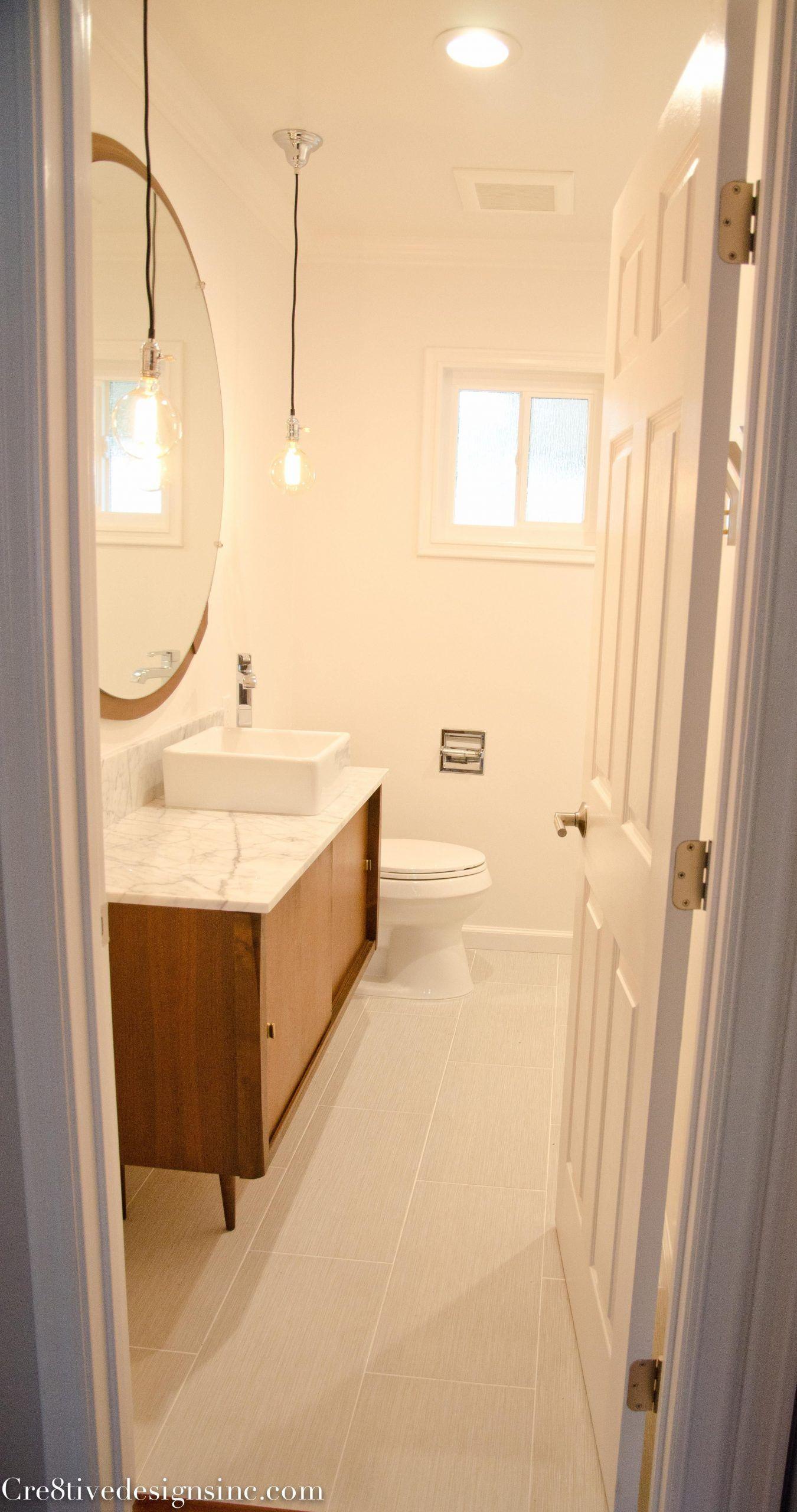 Photo of 56 Mid Century Modern Bathroom Fixtures Design – Have Fun Decor#bathroom #centur…