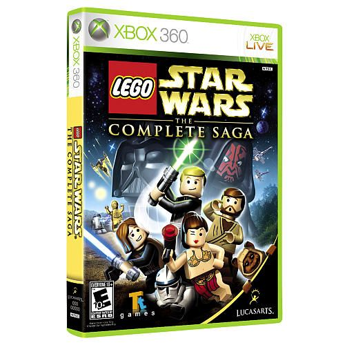 Lego Star Wars The Complete Saga For Xbox 360 20 The Games Im