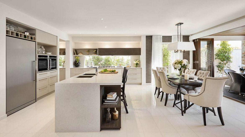 Kitchen as displayed at Somerfield Estate, Keysborough