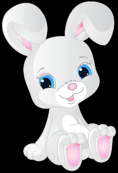 Cute Bunny Png Clip Art Image Cute Bunny Cartoon Easter Cartoons Bunny Images