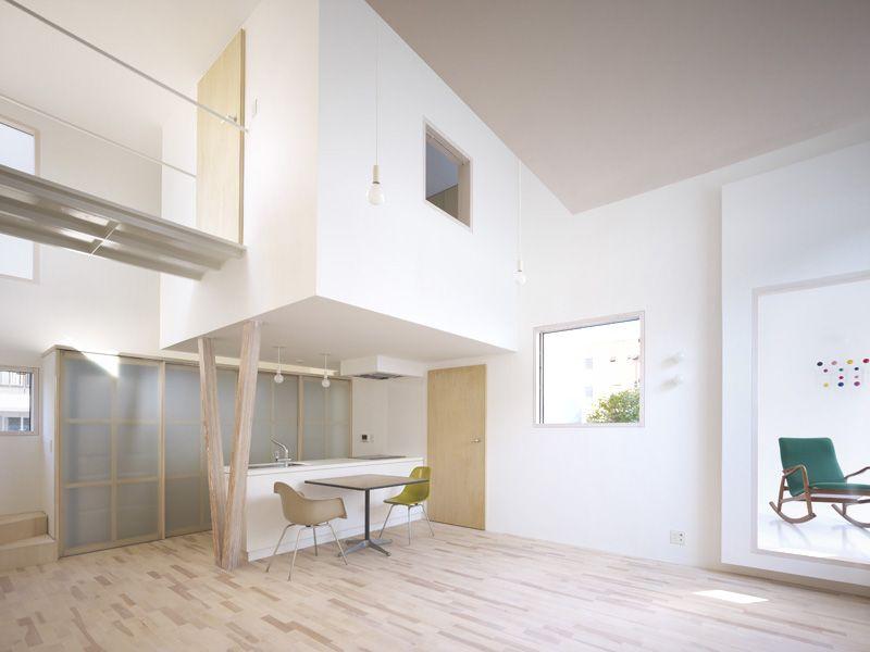 Space In Interior Design best-interstitial-space-best-interior-design-geometrical-house