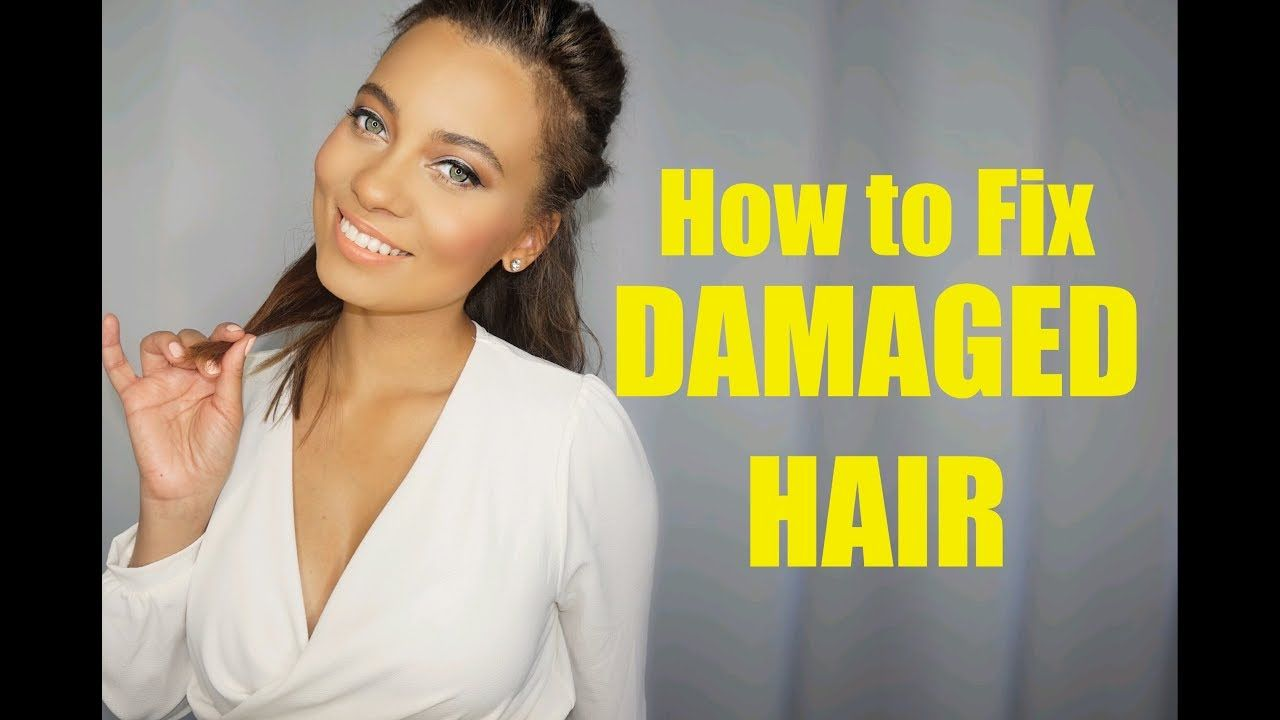 How to repair damaged hair olaplex pro tips