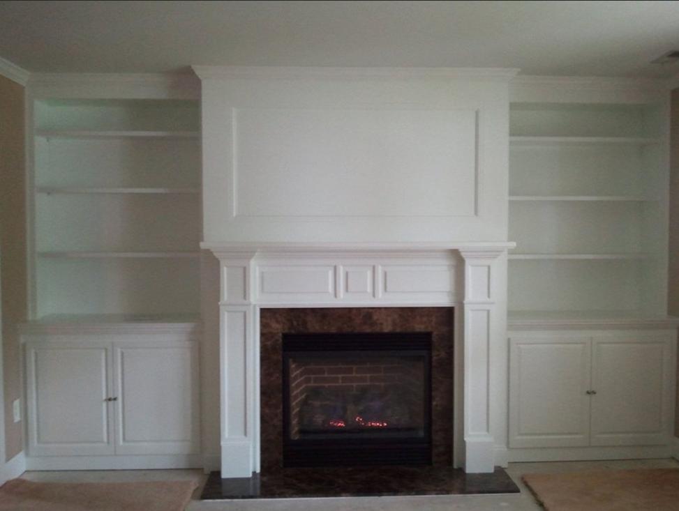 MVBuilders fireplace